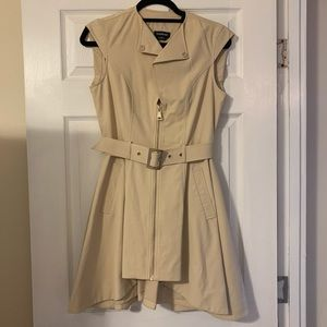 Women's Bebe dress worn once and dry cleaned